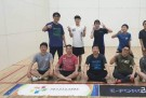 대한라켓볼협회 강근영 회장 표정