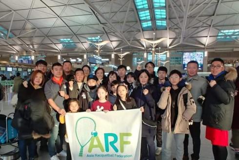 ASIA Open Racquetball Championship